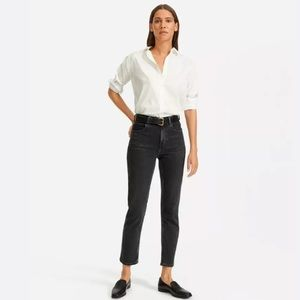 Everalane ankle crop stretch skinny jeans